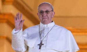l'elezione del nuovo papa Bergoglio